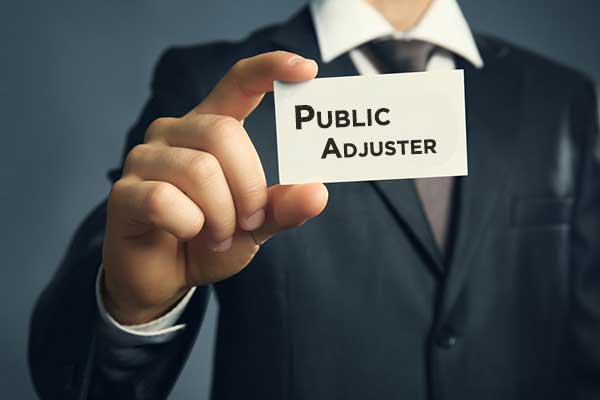 Public Insurance Adjusters